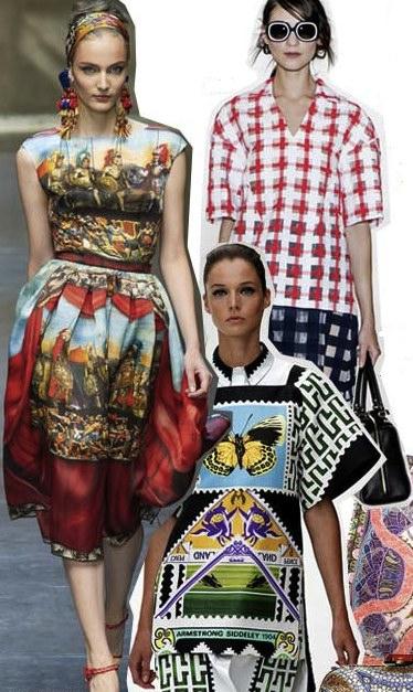 Tendenze moda 2013 colori estate
