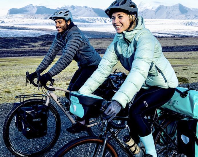 Borse da bicicletta anteriore e posteriori e da manubrio Ortlieb autunno inverno 2021 2022