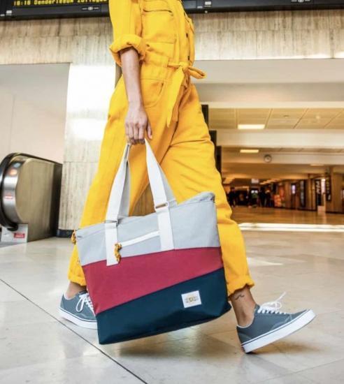 Shopper Kipling borsa 2021 2022 tre colori