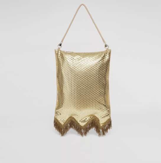 prezzi borse Burberry color oro